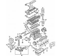 SEGMAN MOTOR [050] L200+L300+H100 (HMC)