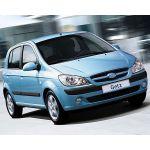 Hyundai Getz Araç Bilgileri ve Yedek Parça